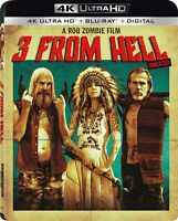 3 From Hell 4k Ultra HD + Blu-ray + Digital Lionsgate Films 2019