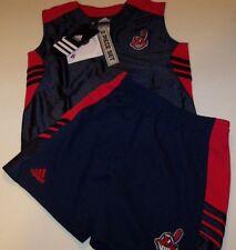 Cleveland Indians adidas Shorts/shirt Set Size 3t