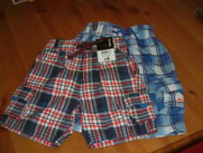 Bundle Of 2 X Pairs Of Boys Summer Shorts 12-18 Months