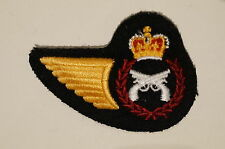 Canadian RCAF Trade Wing Patch Military Police 1