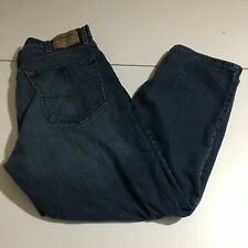 Levi's Signature Relaxed Mens Jeans Size 38x30 Medium Wash