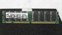 Micron 256MB PC133 133MHz DIMM Single Rank Memory Module MT8LSDT3264AG-133D2