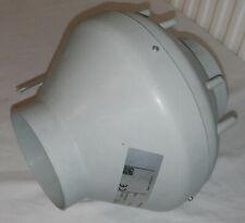 """RVK Sileo 125E2 5"""" Inline extractor fan"""