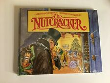 THE NUTCRACKER - A POPUP DIMENSIONAL STORYBOOK - NEW - SEALED 1989