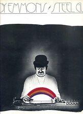BUDDY EMMONS steel guitar UK 1975 EX LP