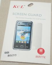 Matte Anti-Glare Screen Protector For Blackberry Curve 8520