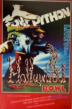 Monty Python Live at the Bowl UK Import Poster 23.5 x 35.5