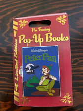Disney Parks Trading Pin of the Month Pop Up Peter Pan Le 4000