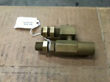Edgewood Chemical Biological Hose Coupling Assembly NSN:4730-01-471-3580