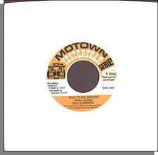 "Ace Cannon - That's My Desire + Danny Boy - Motown 7"" 45 RPM Single!"