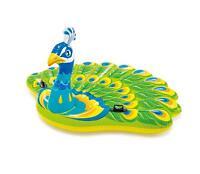Intex Inflatable Peacock Island Swimming Pool Float