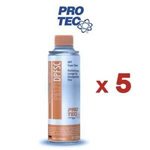 Kit Additivo Pulitore FAP Filtro Anti Particolato FAP - PRO TEC (5pz)