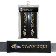 Baltimore Ravens Seatbelt Shoulder Protector Pads