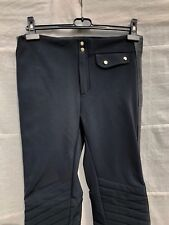 Ralph Lauren RLX Womens Black Lightweight Shell Ski Nylon Pants L