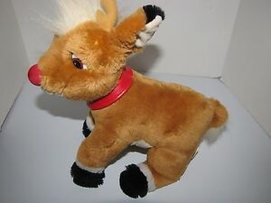 Prestige Rudolph The Red Nosed Reindeer by The Rudolph Co 1998 Plush Vintage