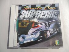 Sports Car Supreme GT (PS1, CD Only)