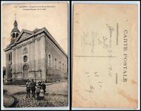 FRANCE Postcard - Le Mans, Chapelle de l'ex Grand Seminaire Saint Vincent C22
