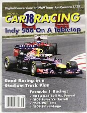 MODEL CAR RACING MAGAZINE #78 - SCALEXTRIC, FLY, SCX, NINCO 1/32 SLOT CARS