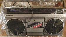 Panasonic RX-4941 Cassette/Radio Boombox
