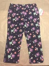 Brand New Toddler Girl Flower Pants Size 24 Months