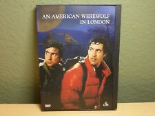 An American Werewolf in London (Dvd, 1997) Original Snapcase John Landis