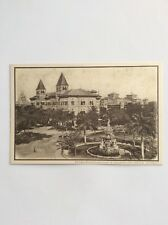 Postcard - No: 77 'Flora Fountain Post & Telegraph Office - Bombay' India