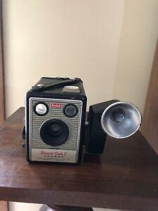 Vintage Kodak Box Brownie 'Flash 11' Camera - 60 Years Old