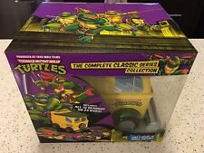Teenage Mutant Ninja Turtles TMNT The Complete Classic Series DVD Set Van NEW