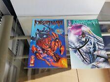 Knight Mare #1 & #5 -    Image comic books