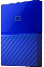 WD 2 TB My Passport Exclusive Edition External Hard Drive - Blue