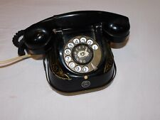TRES BEL ET RARE ANCIEN TELEPHONE BELL - ANVERS BELGIQUE - FONCTIONNEL