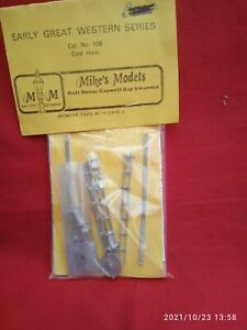 MIKE'S MODELS 106 EARLY GWR COAL HOIST KIT NEW IN PACK.WHITE METAL