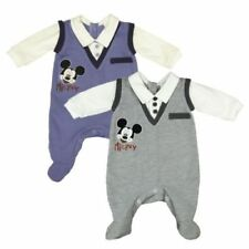 Vestiti estati Disney con maniche lunghe per bambino da 0 a 24 mesi