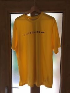 Nike Livestrong Dri Fit