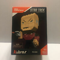 Star Trek MegaContrux Set - The Next Generation Picard KuBros
