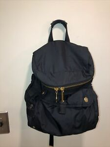 Stella McCartney For LeSportsac Large Rucksack Black
