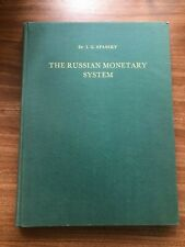 The Russian Monetary System Catalog - Spassky Russisches Währungssystem Katalog