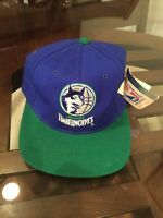 NWT Vintage Minnesota Timberwolves Starter Blue Hat Cap 7 1/4 New With Tags