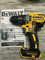 ⭐✅ New DEWALT 20V Power Drill  DCD791B 20V Power Drill DCB 203 2.0 Ah Battery ⭐✅