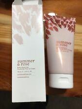 Summer & Rose Body Illuminizer Sealed Gluten-Free Vegan 5.07fl Oz $4 Shipping