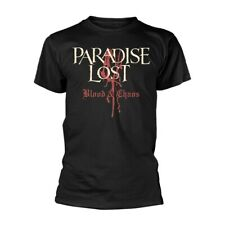 Paradise Lost - Blood And Chaos (NEW MENS T-SHIRT )