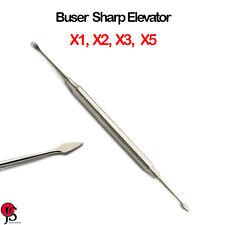 Dental Implant Surgery Buser Periosteal Elevator Retracting Mucoperiosteum Sinus