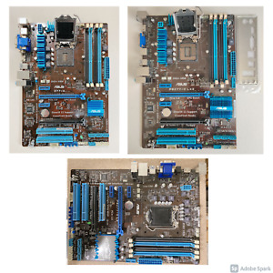 Asus Z77 Series ATX motherboard P8Z77 LGA 1155 2nd&3rd Gen Intel CPUs support