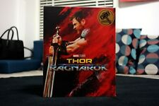 THOR RAGNARKO BLU-RAY STEELBOOK BLUFANS EXCLUSIVE BOXSET EDITION