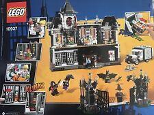 **LEGO DC Comics Super Heroes Batman Arkham Asylum (10937) 100% COMPLETE**