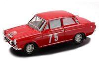 TROFEU 2202 FORD CORTINA Mk1 model car Roger Clark / Melia Monte Carlo 1966 1:43