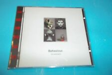 "PET SHOP BOYS "" BEHAVIOUR "" CD NUOVO SIGILLATO"