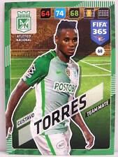 Panini Adrenalyn XL FIFA 365 2018 - #060 Gustavo Torres - Atletico Nacional