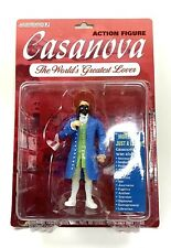 Accoutrements Casanova Action Figure The Worlds Greatest Lover