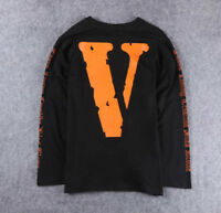 NWT VLONE Long Sleeve Camo Shirt Sweatshirt A$AP Bari Virgil S - XL